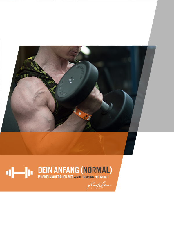 Karl Wallner Fitness Anfänger Trainingsplan Download
