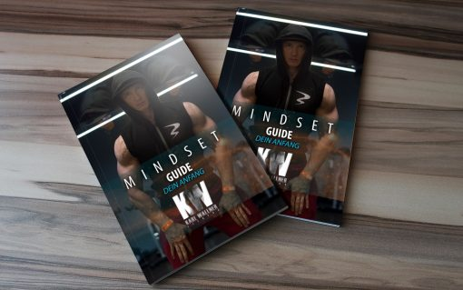 Mindset Guide Fitness Training und Ernährung Buch