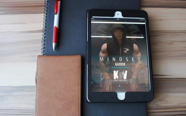 Mindset Guide Fitness Training und Ernährung E Book