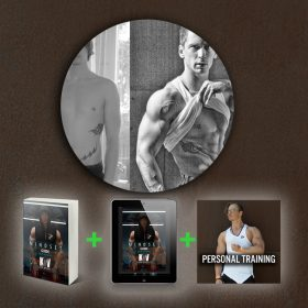 All inclusive Body Transformation Bundle Paket mit Personal Training