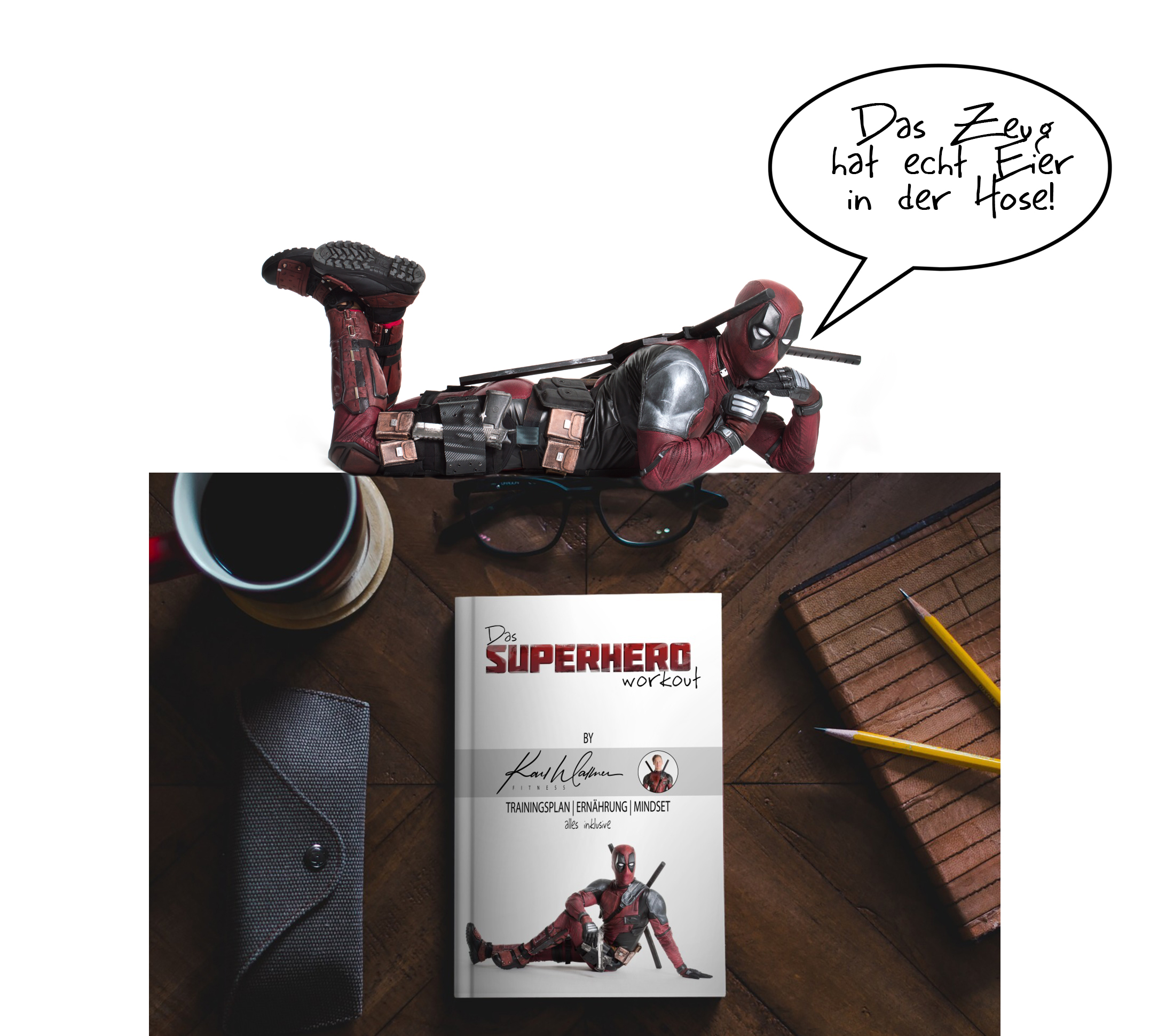 Deadpool Trainingsprogramm