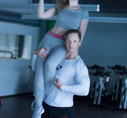 Mit Muskeln Frauen bekommen