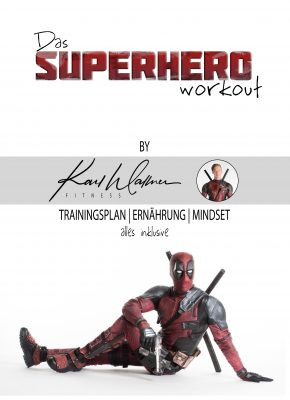 das SUPERHERO workout!