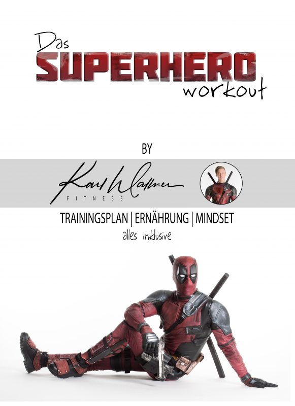 das SUPERHERO workout!